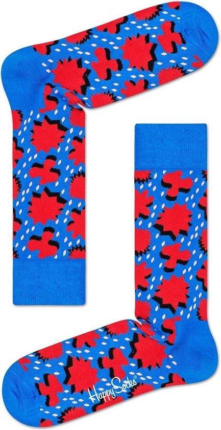 Happy Socks Sokken Comic Relief