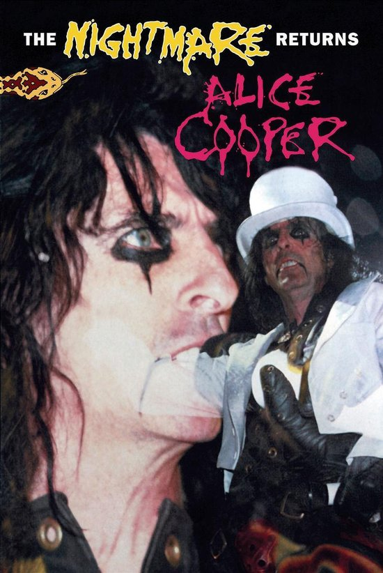 Cover van de film 'Alice Cooper - Nightmare Returns'
