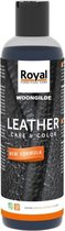 Leather care & color Donkerbruin