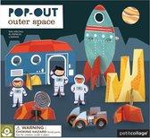 Petit Collage Pop-out 3D puzzel Ruimte