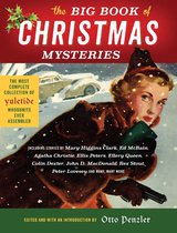 Omslag The Big Book of Christmas Mysteries