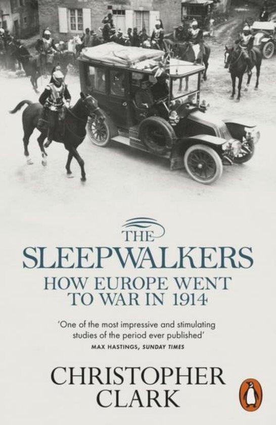 Boek cover The Sleepwalkers van Christopher Clark (Paperback)