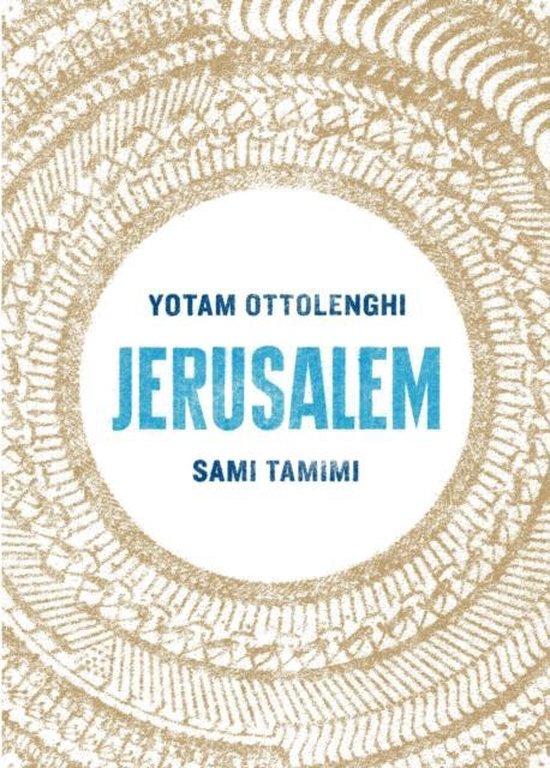 Boek cover Jerusalem van Yotam Ottolenghi (Hardcover)