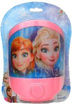 Disney Frozen nachtlamp Roze