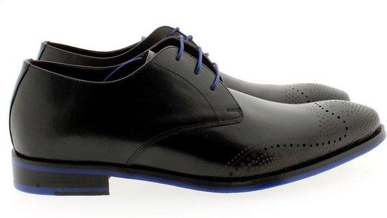 Floris van Bommel 18175 schoenen - zwart, ,42.5 / 8.5