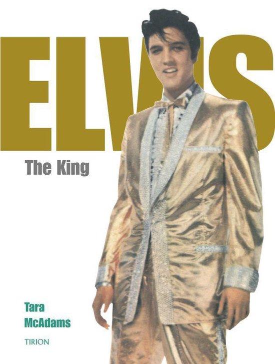 Cover van het boek 'Elvis'