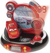 Disney Cars projectorradio met wekker - Rood