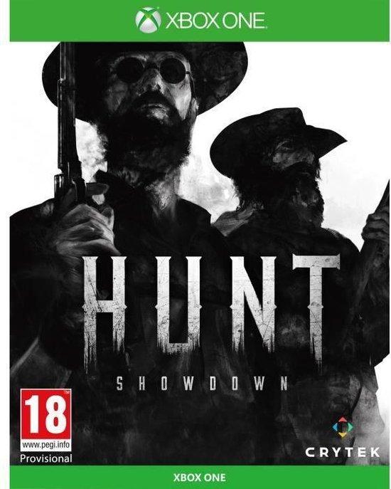 Hunt Showdown Jeu Xbox One