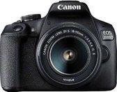 Canon EOS 2000D + 18-55mm DC