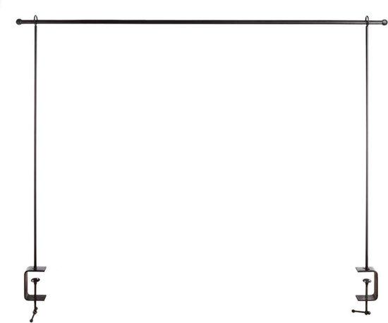 Esschert Design Tafelklem 192,3 X 119,5 Cm Zwart Maat M 3-delig
