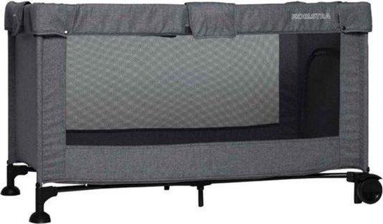 Product: Koelstra Travelsleeper T5 Campingbedje - Grey Melange, van het merk Koelstra