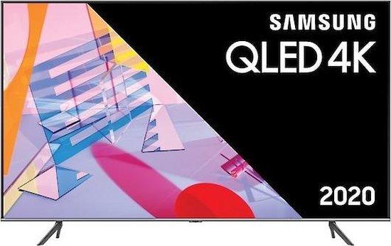 Bol Com Samsung Qe50q65t 4k Qled Tv Benelux Model