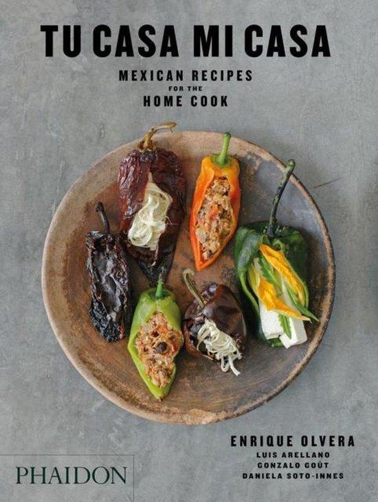 Boek cover Tu Casa Mi Casa van Enrique Olvera (Paperback)