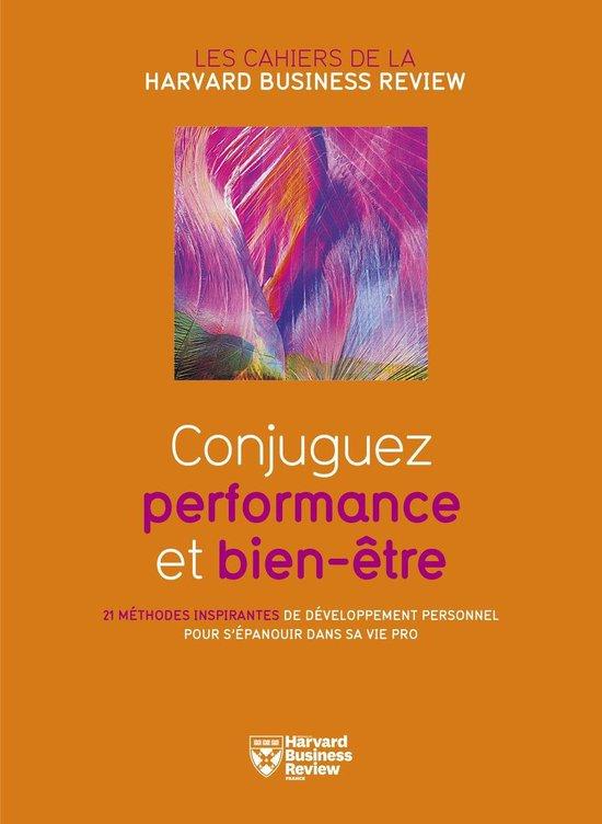 Boek cover Conjuguez performance et bien-être van Collectif (Onbekend)
