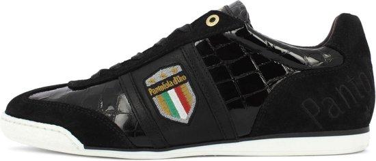 Pantofola d'Oro Fortezza Uomo Lage Zwarte Heren Sneaker 46