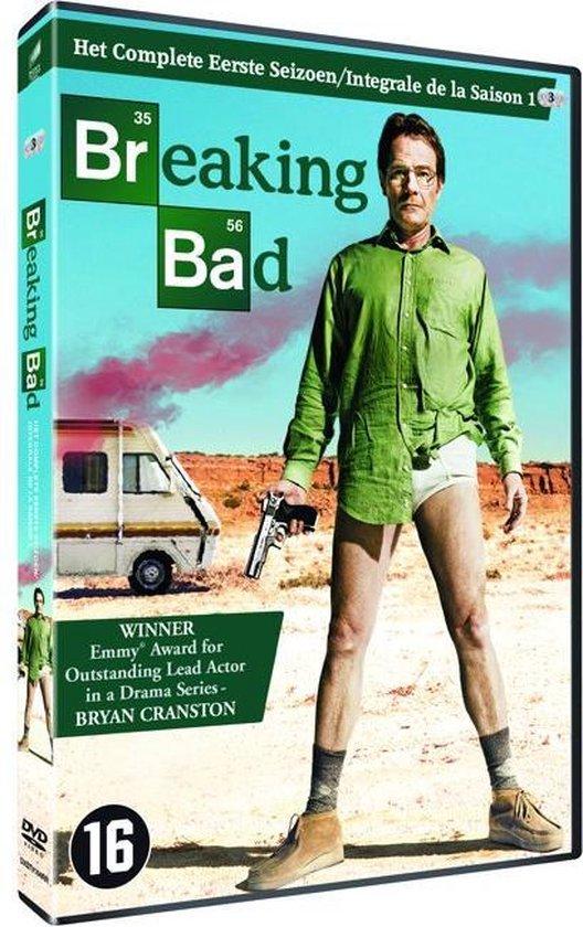 Breaking Bad - Seizoen 1