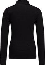 WE Fashion Skinny Meisjes T-shirt - Maat 134/140 - Black