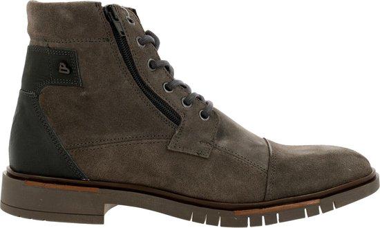 Bullboxer 486K80444A Boot Men Grey 44