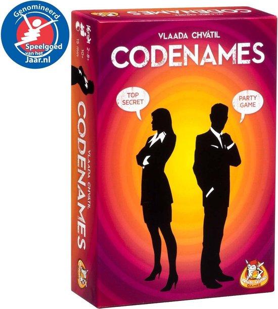 Afbeelding van Codenames - Gezelschapsspel speelgoed