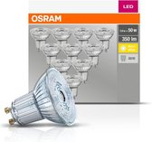 Osram LED Base PAR16 GU10 4,3W 2700K 10-pack