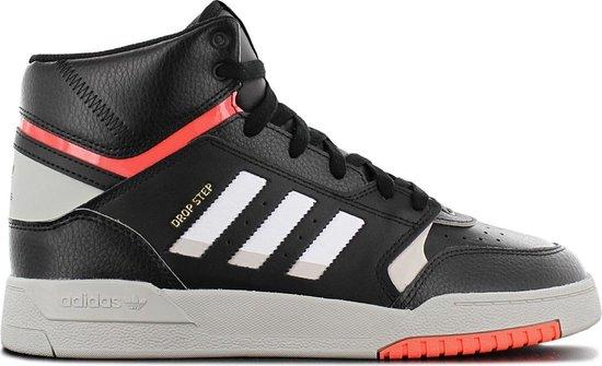 adidas Originals Drop Step - Heren Sneakers Sport Casual Schoenen Zwart EF7136 - Maat EU 45 1/3 UK 10.5