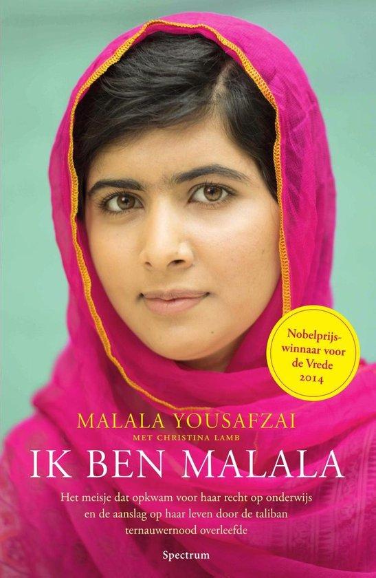 Boek cover Ik ben Malala van Malala Yousafzai (Onbekend)