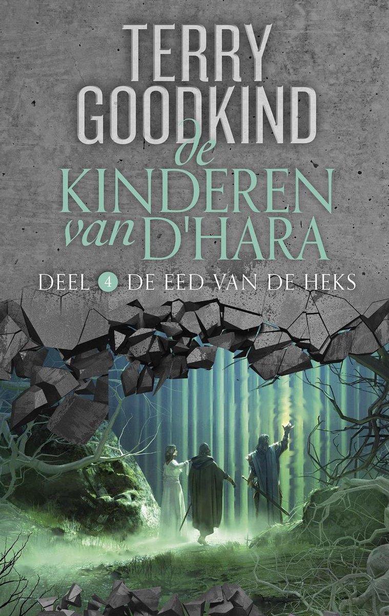 De Kinderen van D'Hara 4 -   De Eed van de Heks