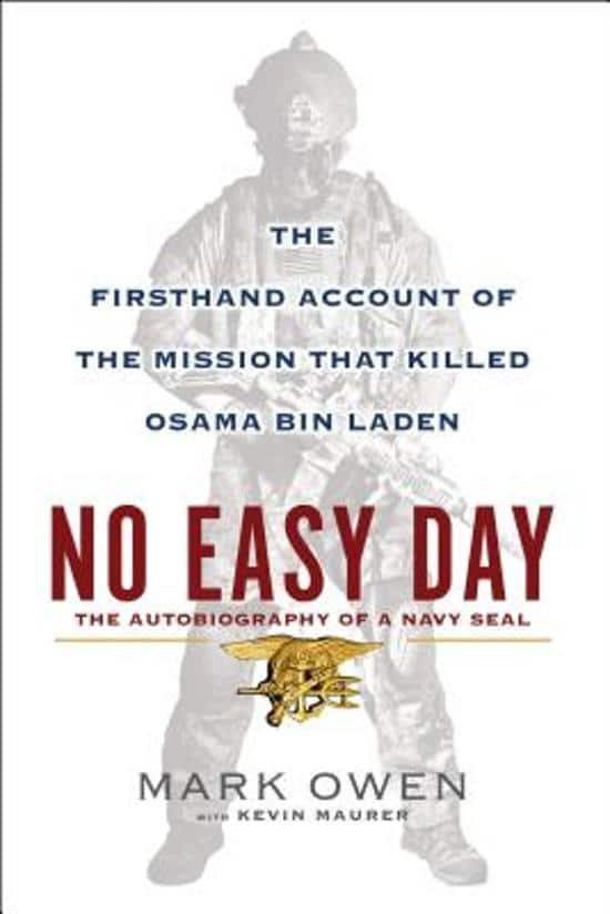 Boek cover No Easy Day van Mark Owen (Hardcover)