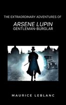 Omslag The Extraordinary Adventures of Arsene Lupin, Gentleman-Burglar