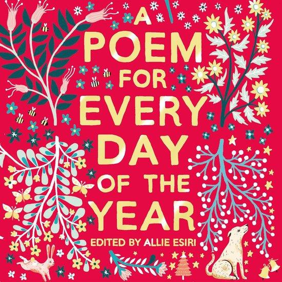 Boek cover A Poem for Every Day of the Year van Allie Esiri (Onbekend)