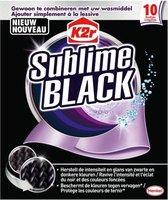 K2r Sublime Black 10 sheets