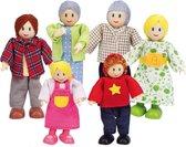 Hape Puppenfamilie Europ�isch