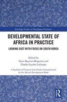 Omslag Developmental State of Africa in Practice