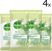 Dettol Biologisch Afbreekbare Reinigingsdoekjes - 4 x 50 stuks