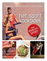 Het sportkookboek voor krachtsport