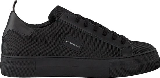 Antony Morato Heren Lage sneakers Mmfw01313 - Zwart - Maat 40
