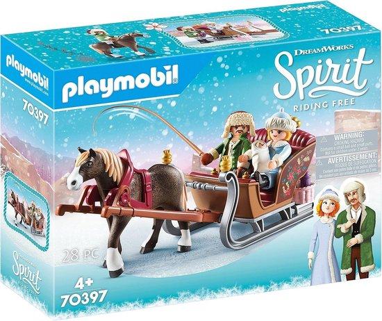 PLAYMOBIL Spirit Winter Sleerit - 70397