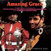 The Band Of Welsh Guards - Amazing Grace