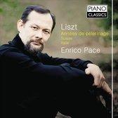 Enrico Pace - Annees De Pelerinage - Books I & Ii