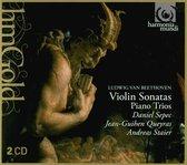 Sepec Queyras Staier - Violin Sonatas, Piano Trios