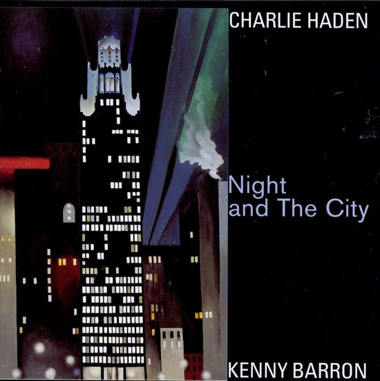 Night And The City - Charlie Haden