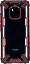 Ringke Fusion X Backcover Huawei Mate 20 Pro hoesje - Rood