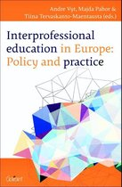 Interprofessional Education in Europe