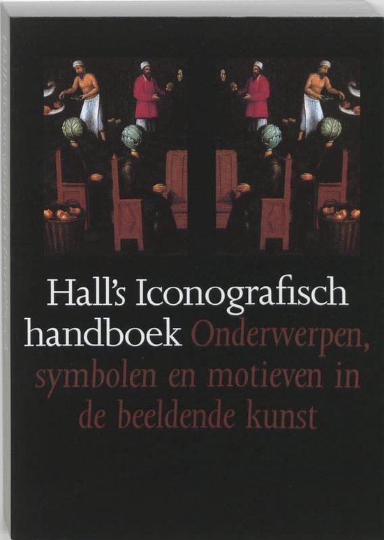 Boek cover Halls Iconografisch Handboek van James Hall (Paperback)