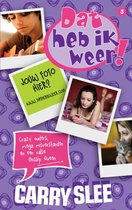 Boek cover Dat heb ik weer! / 3: Crazy ouders, mega misverstanden en een valse gossip queen / druk 1 van Carry Slee