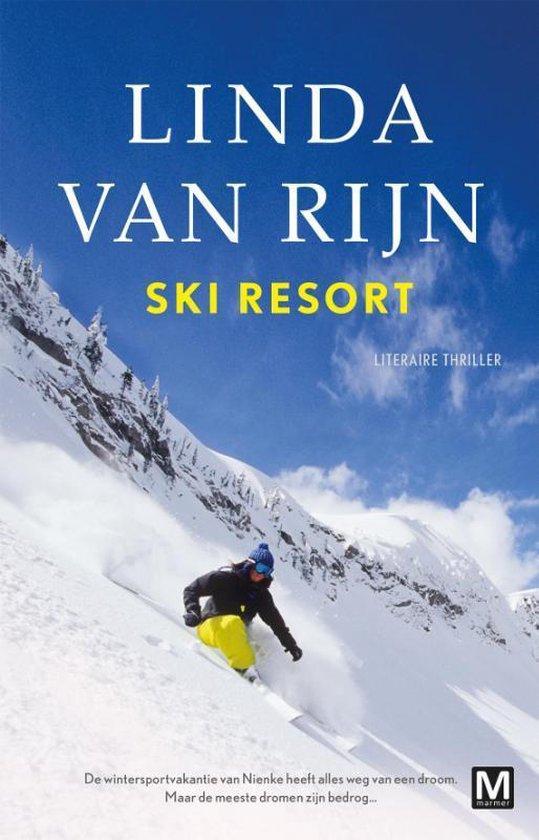 Boek cover Ski resort van Linda van Rijn