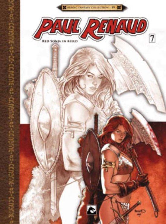 Cover van het boek 'Red Sonja / Hc07.'