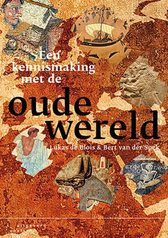 Boek cover Een kennismaking met de oude wereld van Luuk de Blois (Paperback)