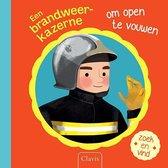 Prentenboek Een brandweerkazerne om