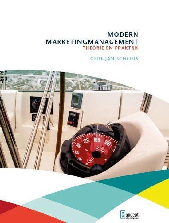 Modern marketingmanagement